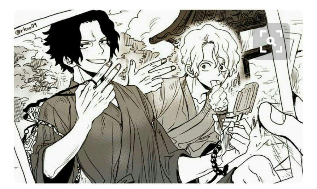 one piece gay fanfic