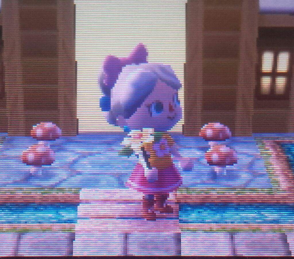 Acnlwa Novedades Animal Crossing Fans Amino # Muebles Festivos Animal Crossing