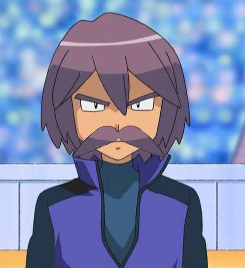 Paul Pokemon