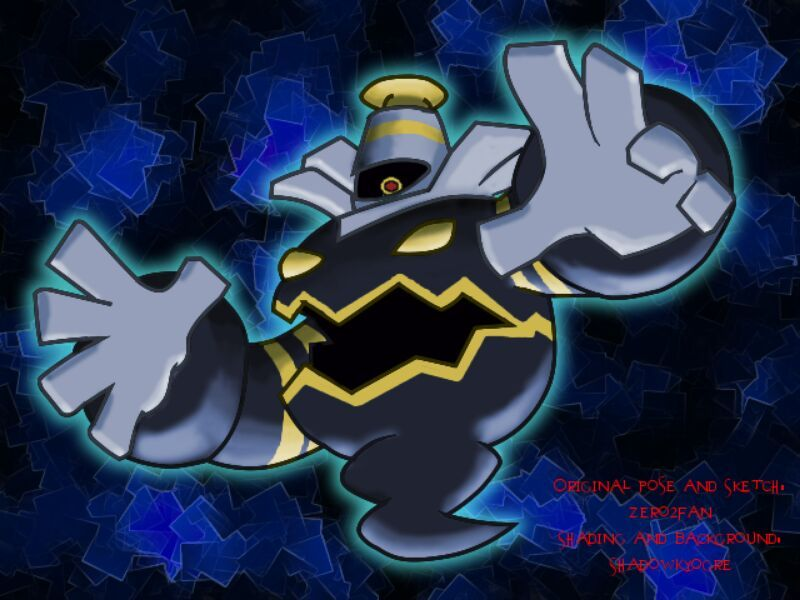 dusknoir pokemon coloring pages - photo#26