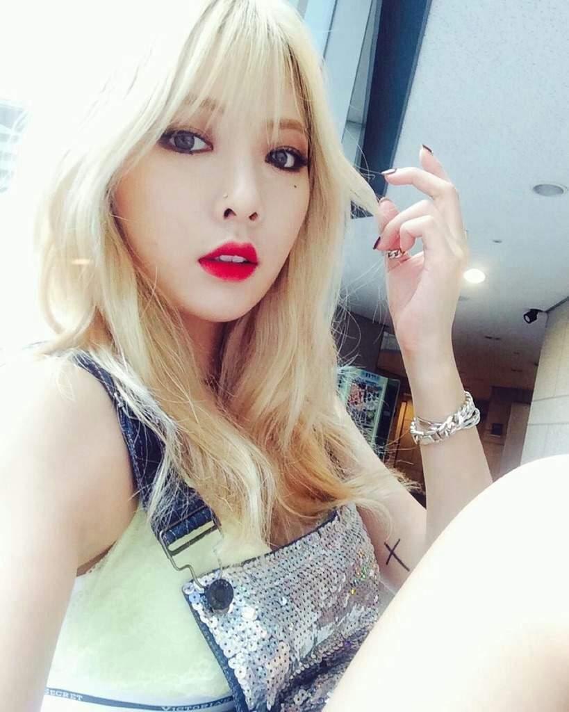 Hyuna Wiki K Pop Amino