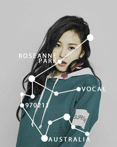 Roseanne Park   Wiki   BLINK (블링크) Amino