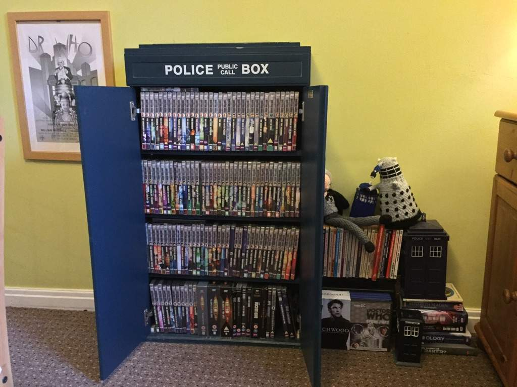 7716c8da344 My Doctor Who Collection!