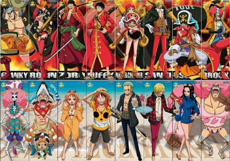 تقرير عن الفيلم الرائع One Piece Z امبراطورية الأنمي Amino