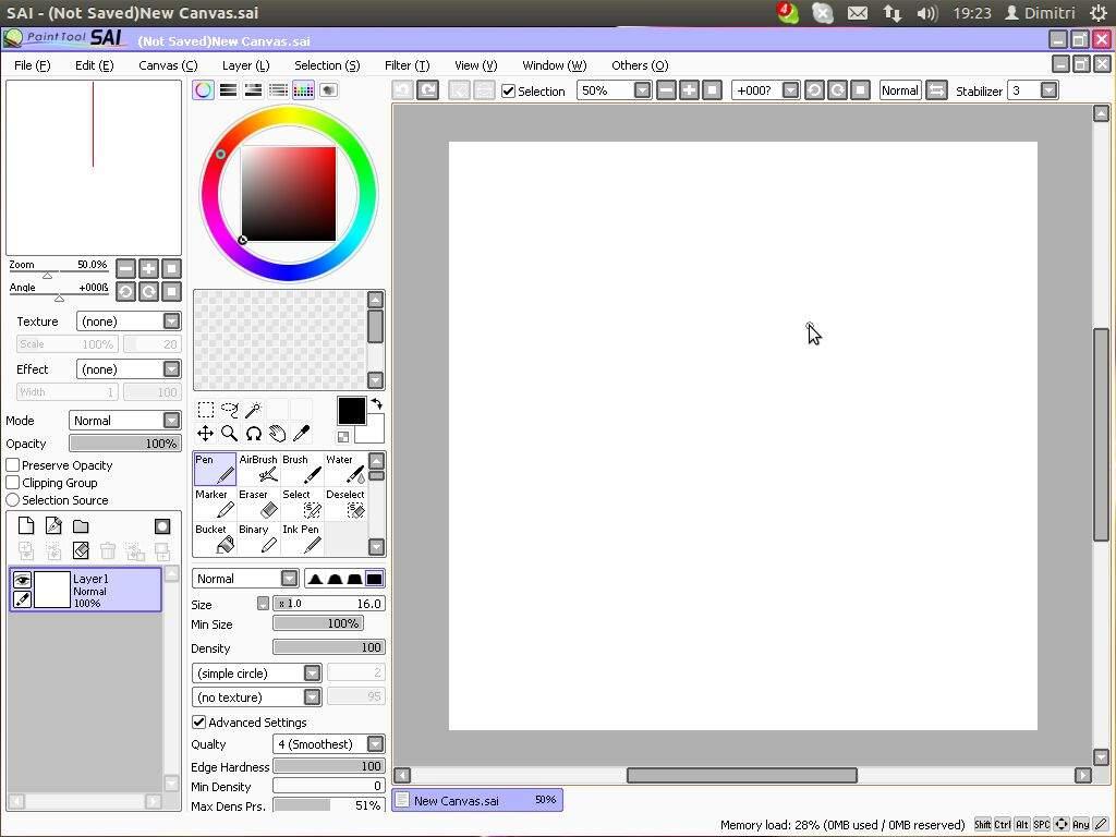 Paint Tool SAI | Wiki | ✐Drawing✎ Amino