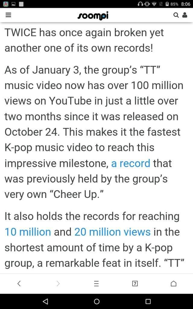 fastest youtube video to 100 million views