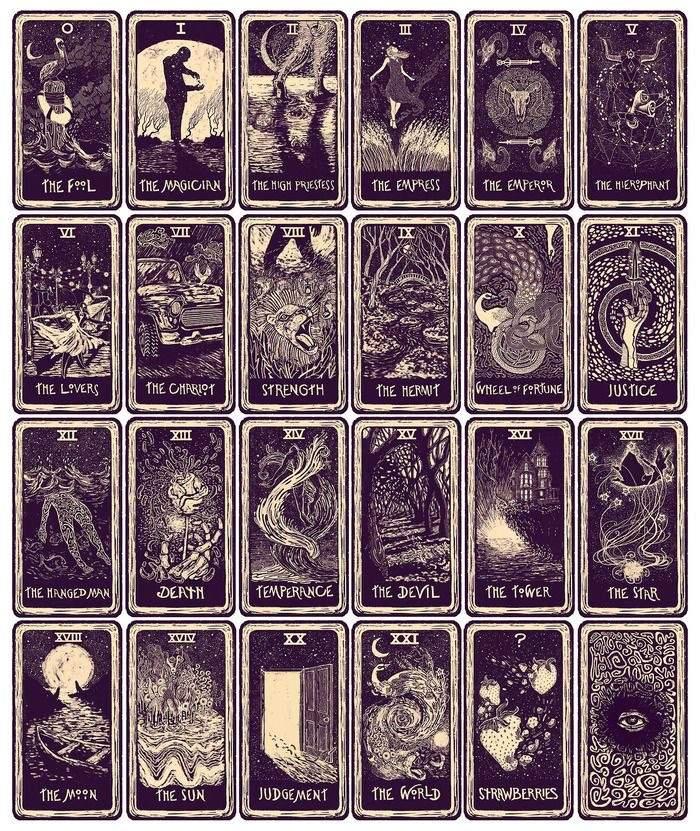 Tokyo Ghoul Tarot Card Theories Part 1 Anime Amino