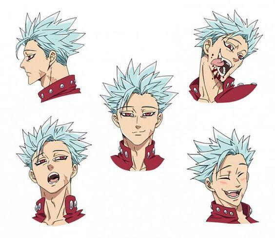 Ban nanatsu no taizai wiki anime amino - Nanatsu no taizai wiki ...