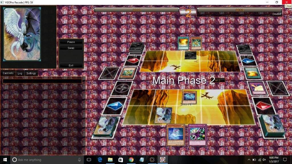 Ygo pro background help   Duel Amino