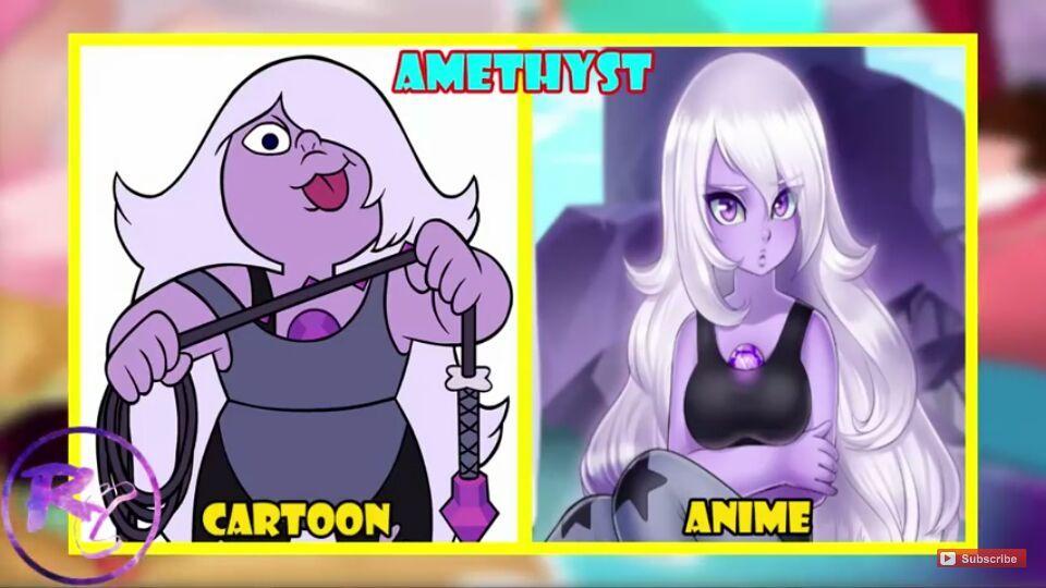 نتیجه تصویری برای cartoon vs anime