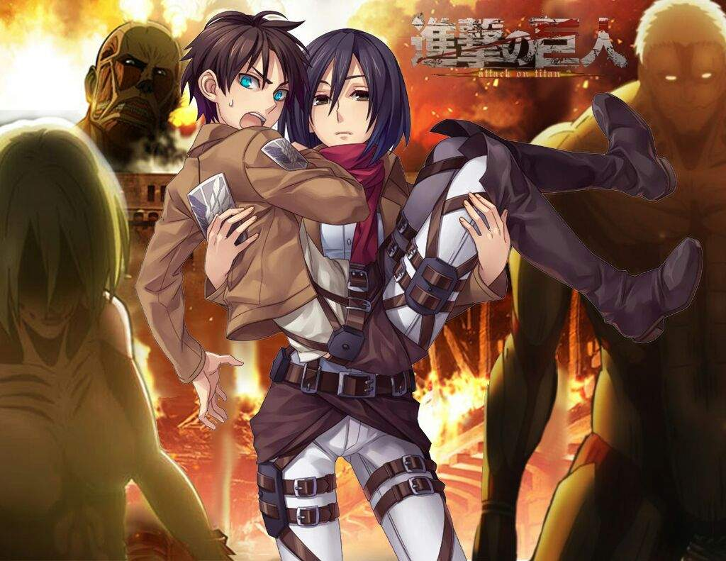 Attack On Titan Wallpapers 2 Anime Amino