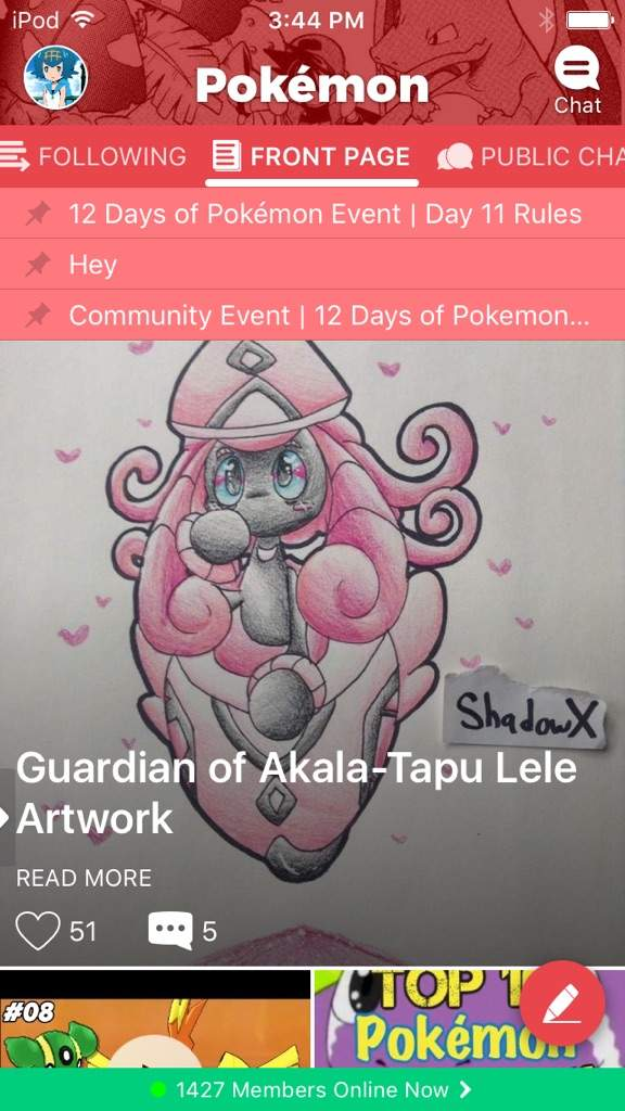 Guardian Of Akala Tapu Lele Artwork Pokmon Amino