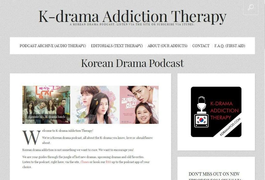 My TOP 10 drama related websites | K-Drama Amino