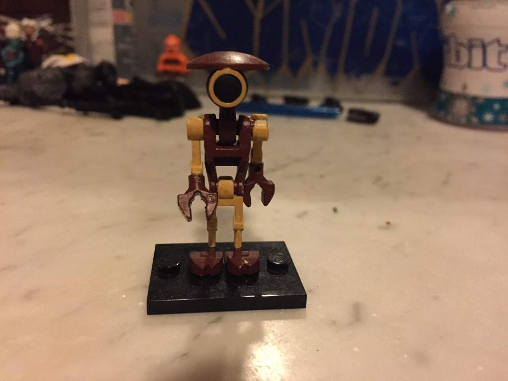 Pit Droid Lego Custom Star Wars Amino