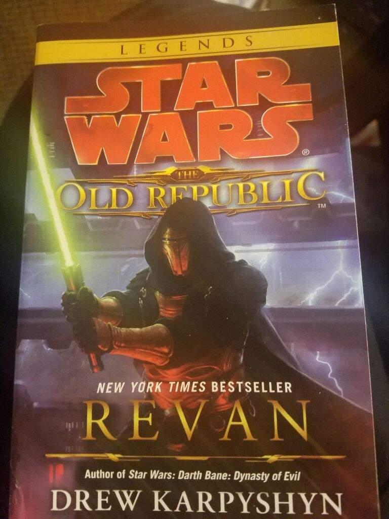 Darth Revan Book