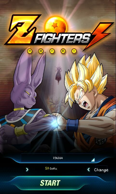 dragon ball z fighting games for android apk