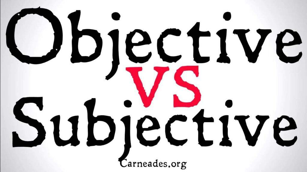 objective vs subjective morality pdf