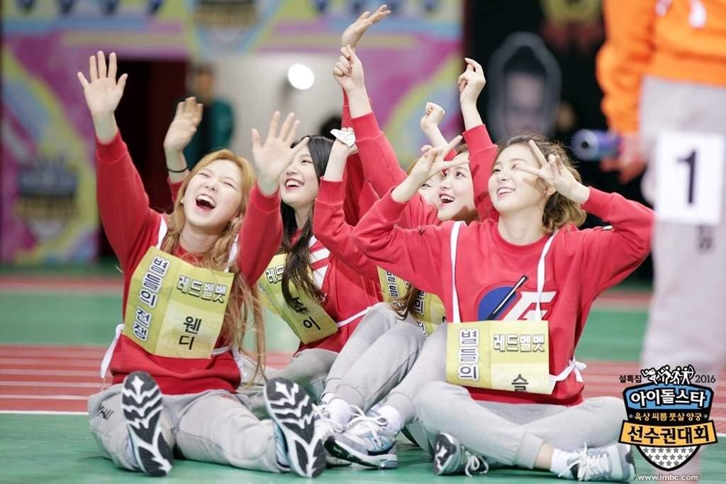 Red Velvet on 2017 ISAC | Red Velvet Amino