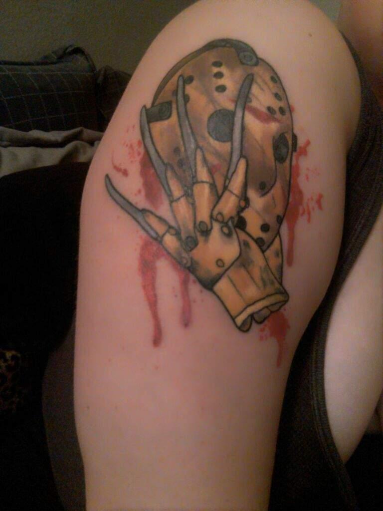horror tattoos | horror amino