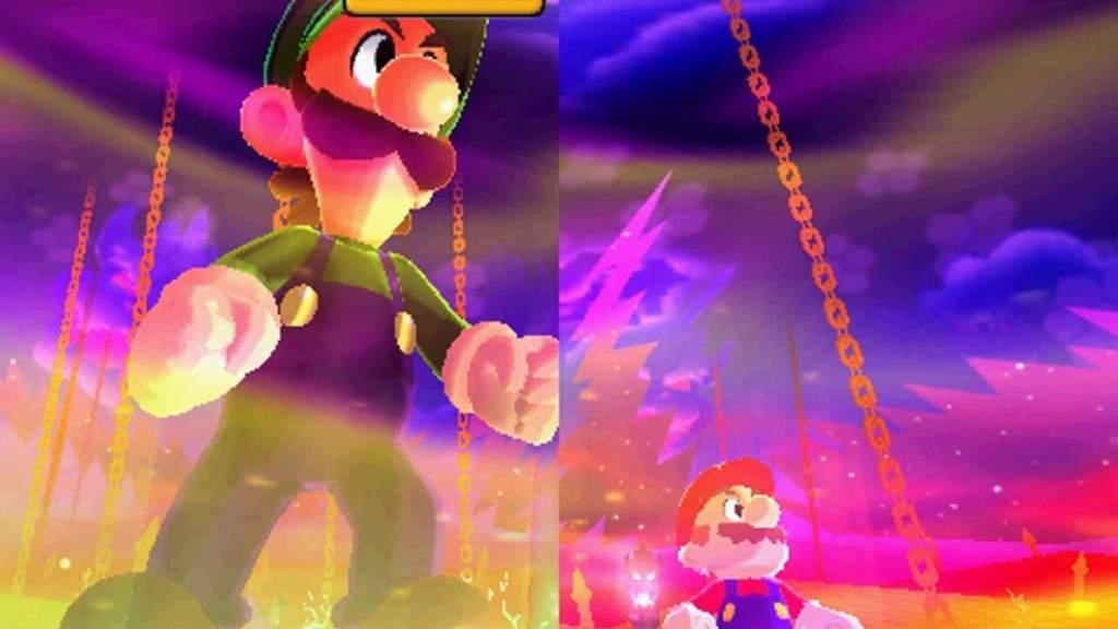 The Ending Of Dream Team Mario Amino