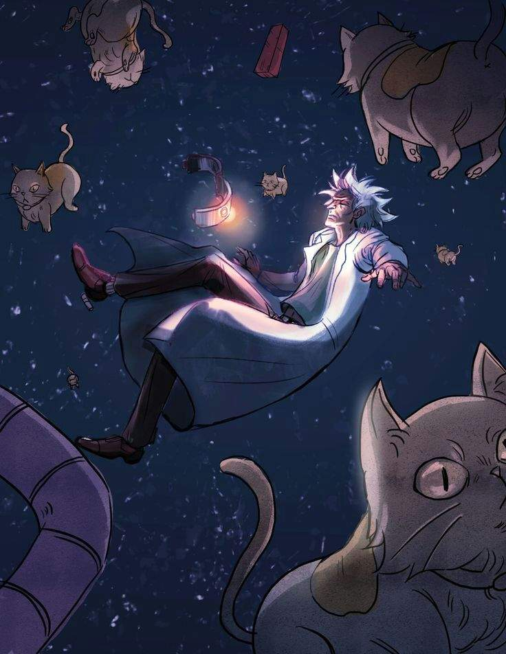 25 Awesome Rick & Morty Wallpapers II