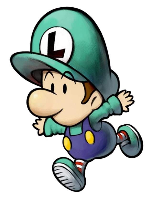 Baby Luigi Wiki Mario Kart Amino
