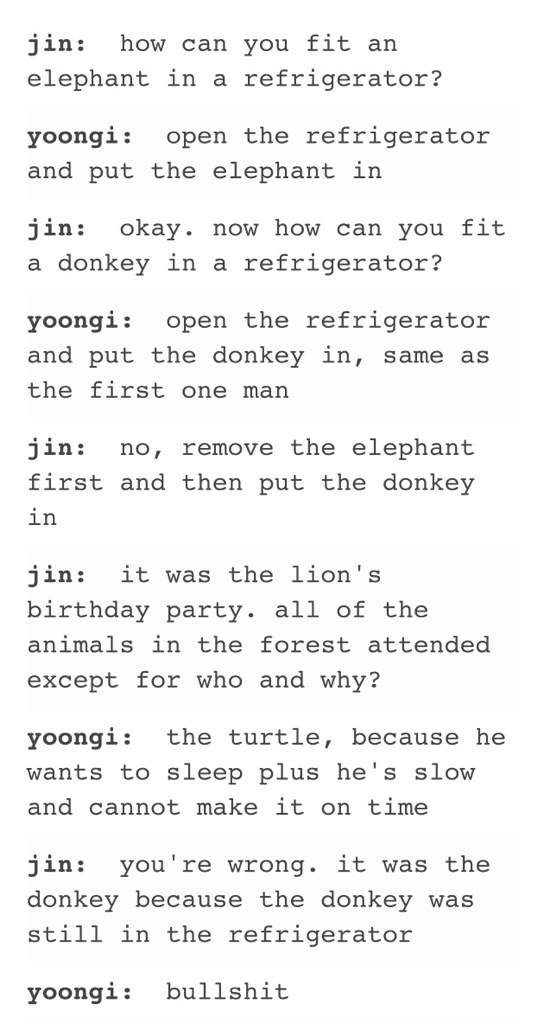 how do you put an elephant into a refrigerator joke best image of