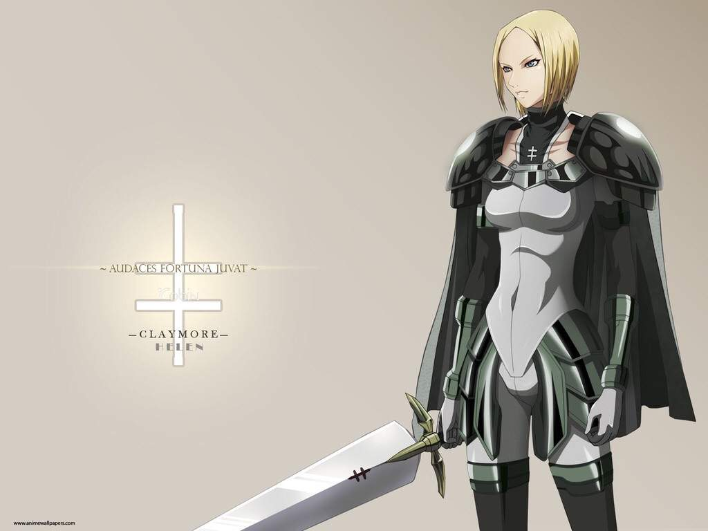 Ophelia S Adornments Blog May 2012: Top Ten Most Powerful Claymore