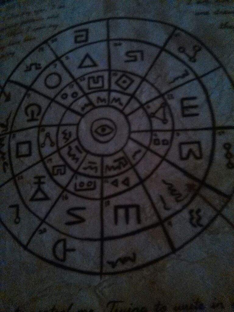 Bill ciphers cipher deciphered gravity falls amino numbers numbers going 1 26 i starting going back through the journal and saw the symbols again on top and bottom of pages so what i did was write down biocorpaavc