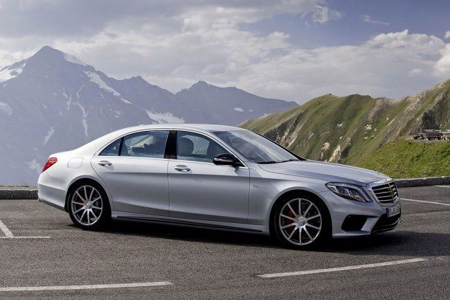 Mercedes-Benz S-Class Model History | Garage Amino