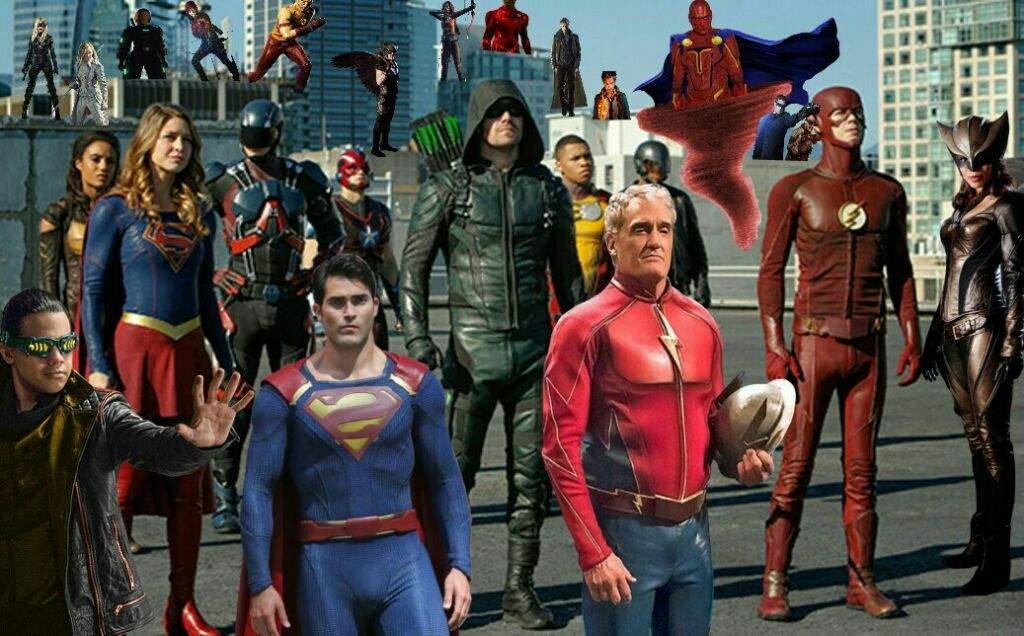 cw justice league - photo #4