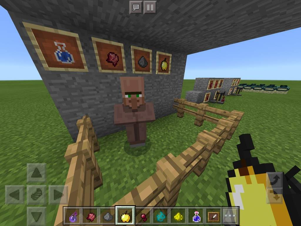 MCPE  HOW TO CURE A ZOMBIE VILLAGER!  Minecraft Amino