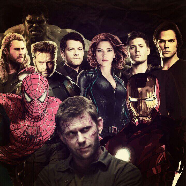 SPN×MARVEL Crossover Fanfic | Supernatural Amino