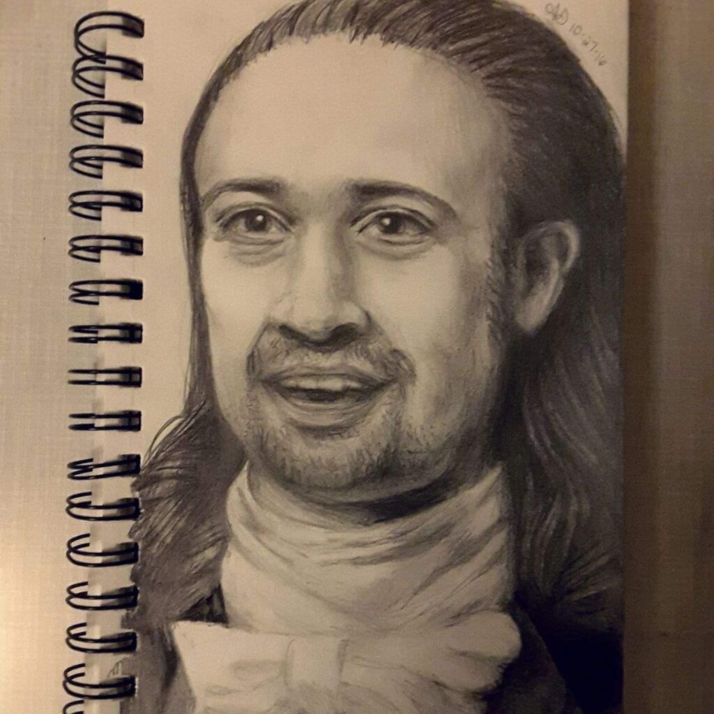 Alexander Hamilton Hamilton Amino