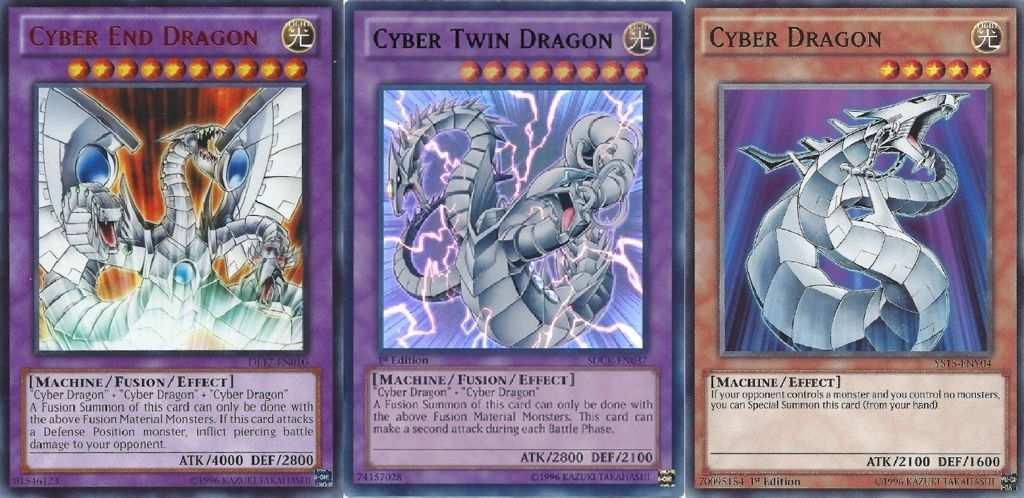 Cyber Twin Dragon | www.pixshark.com - Images Galleries ...