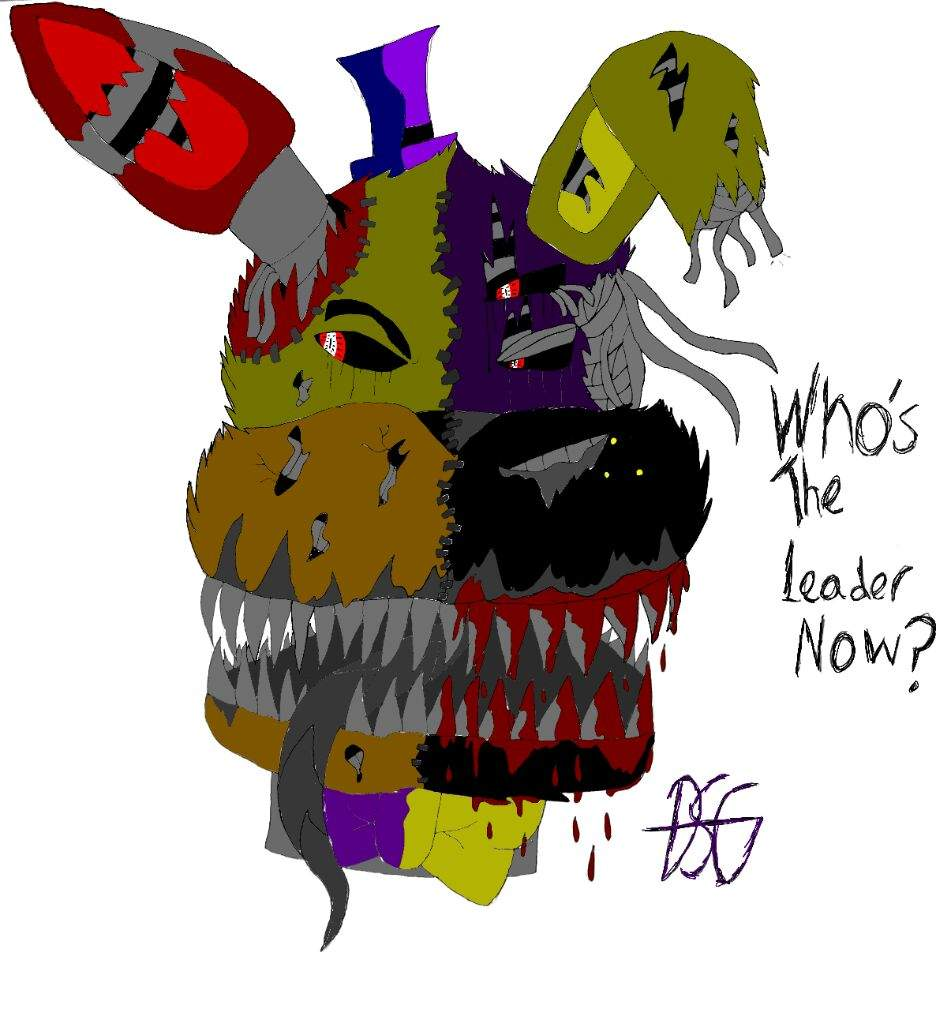Fnaf Hybridcompleted Five Nights At Freddys Amino
