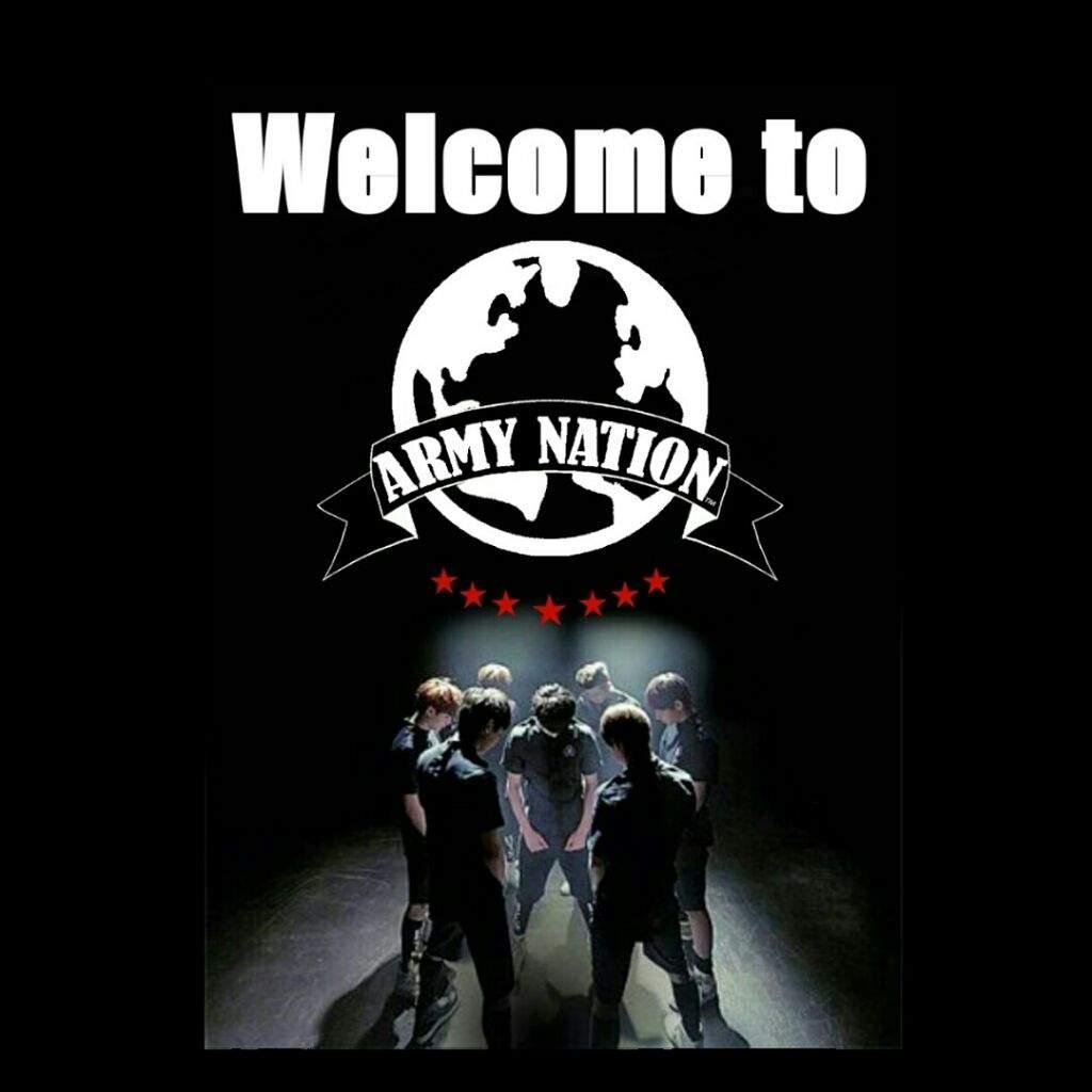 Armynation Tm Bts Fanbase Army Amino Follow Twitter Gambar Logo