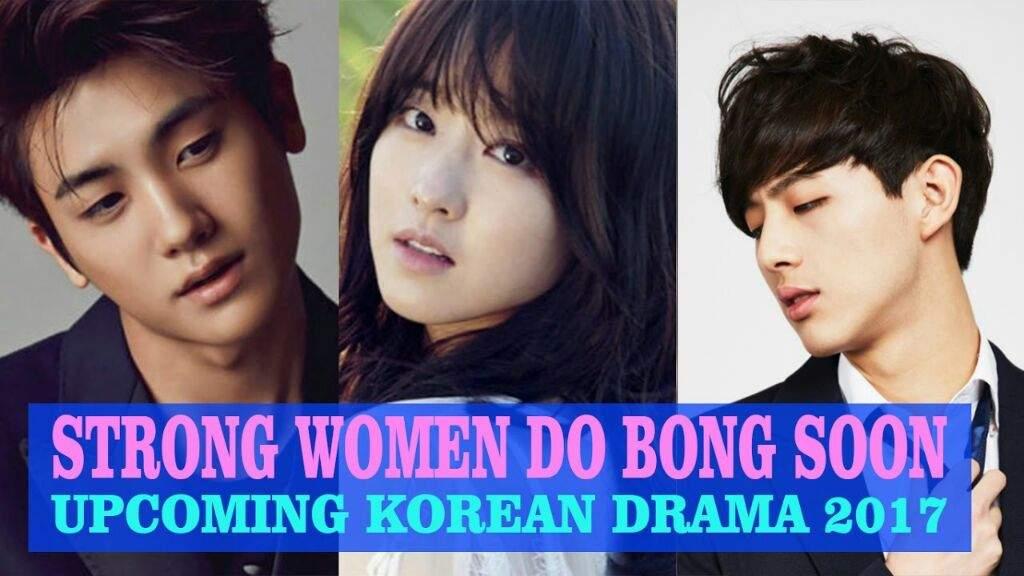 ⚠NEW JTBC DRAMA ALERT⚠ STRONG WOMAN DO BONG-SOON | K-Drama Amino