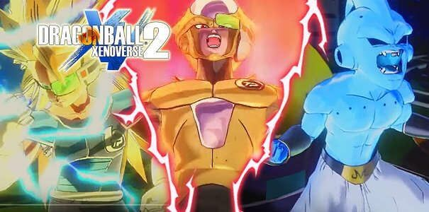 Transformations I Would Like To See As DLC: Dragon ball Xenoverse 2