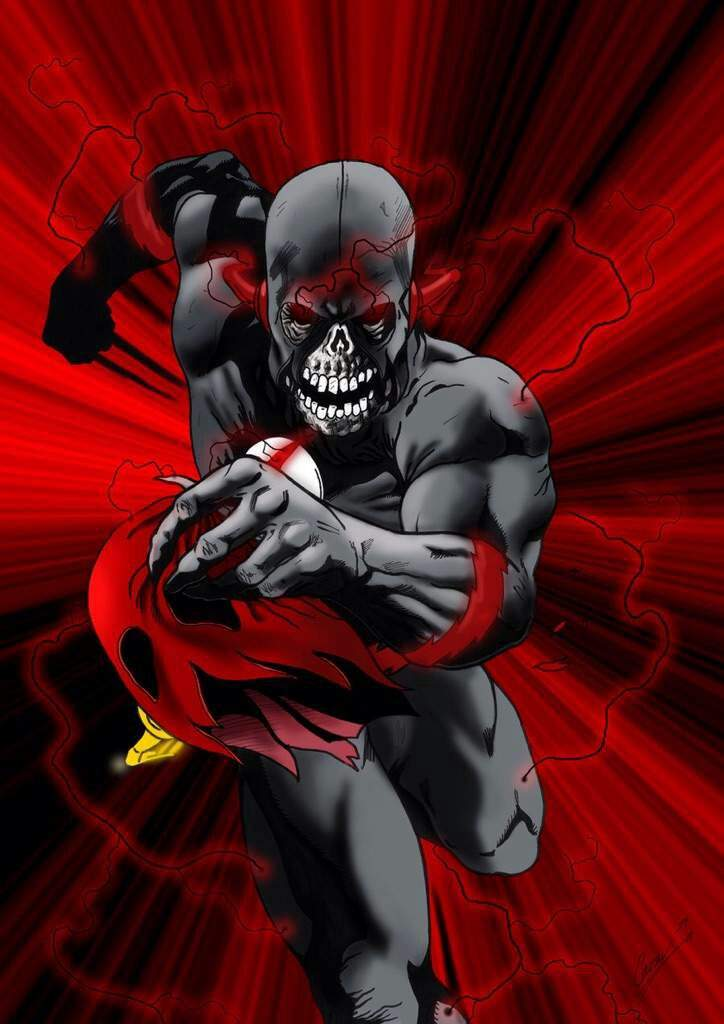 The Black Flash Will Return As The Main Antagonist On All Cw Shows Comics Amino