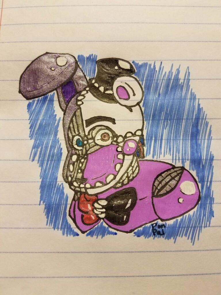 Hybrid Challenge Withered Bonnie And Funtime Freddy Five Nights