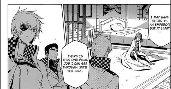 What chapter do mine and tatsumi start dating