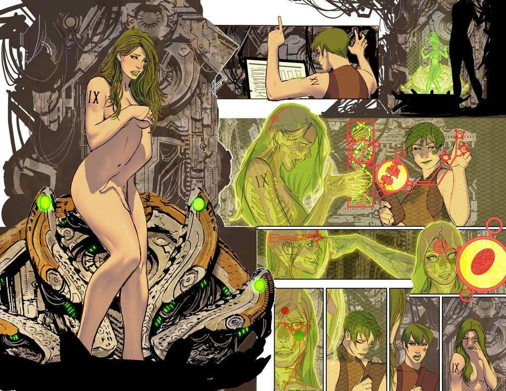Theme.... can Image comics aphrodite x nude opinion already