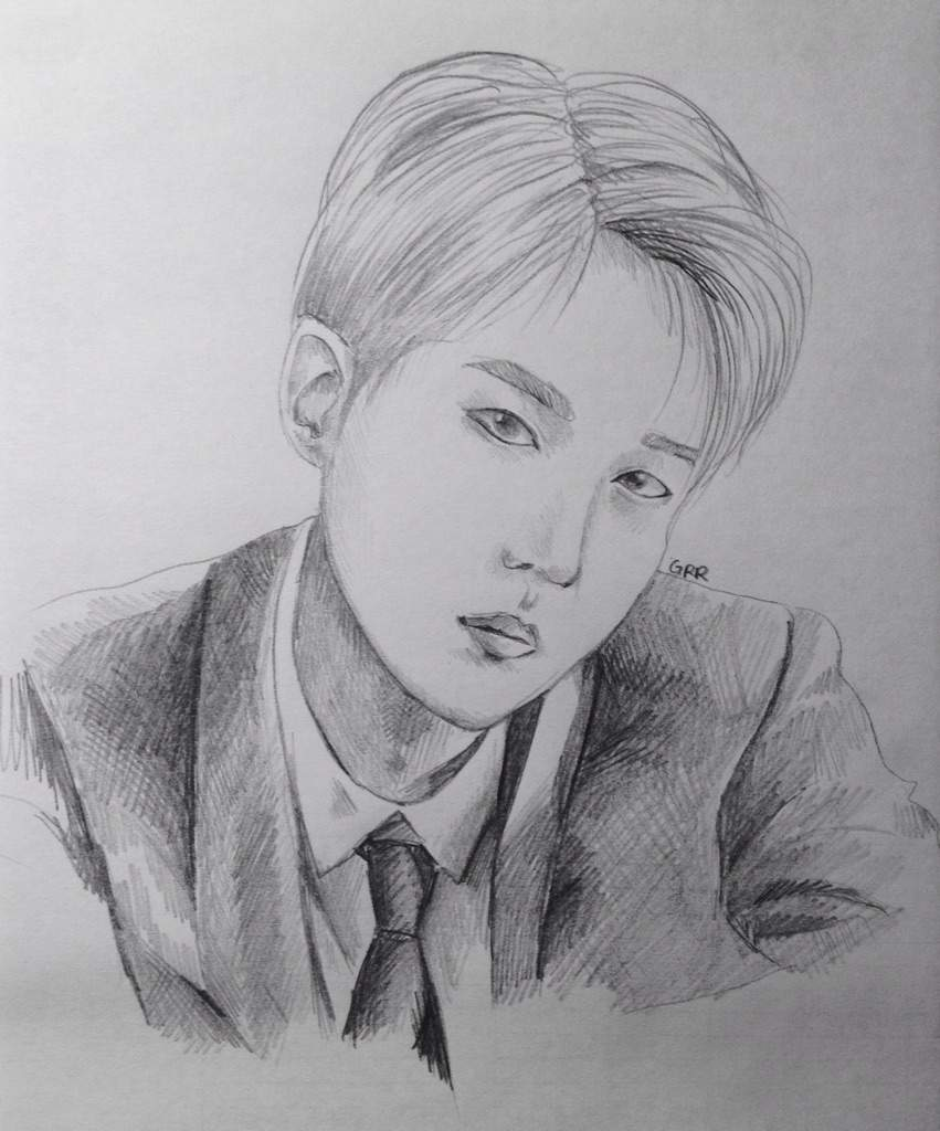 Who Should I Draw Next? (BTS)