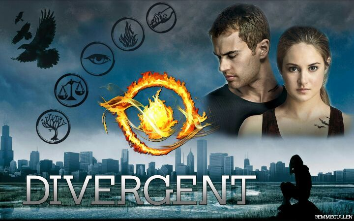 Opinion are the two main characters in divergent dating seems