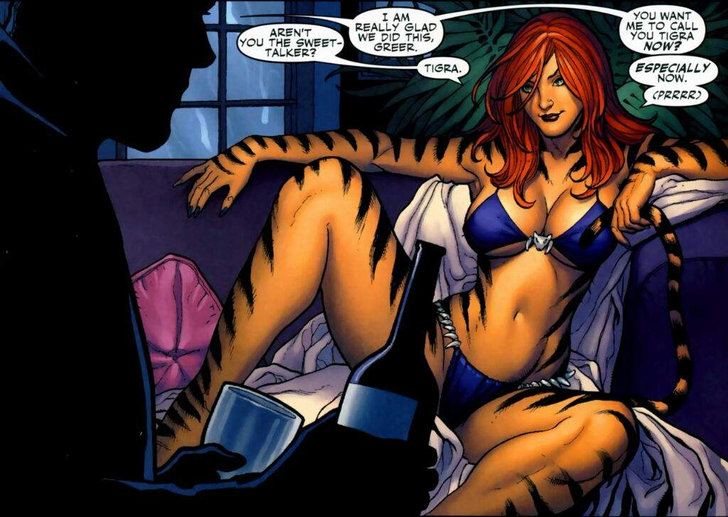 Let's take Witchblade for example.