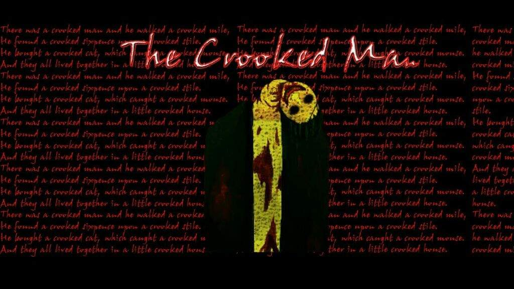 The First Ever Scp 000 The Crooked Man Scp Foundation Amino