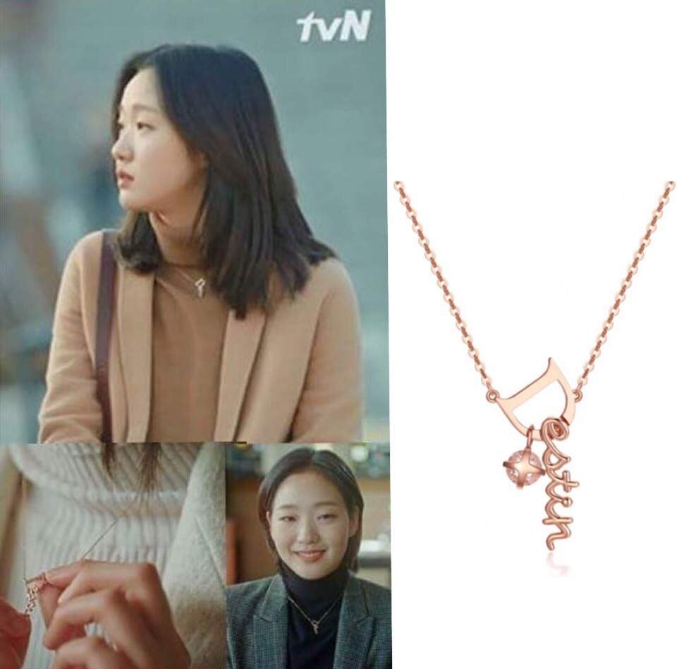 Things every goblin fan must have k drama amino remember a necklace that kim shin bought for eun tak aloadofball