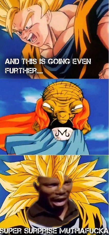 Dragon ball meme week 3 | DragonBallZ Amino