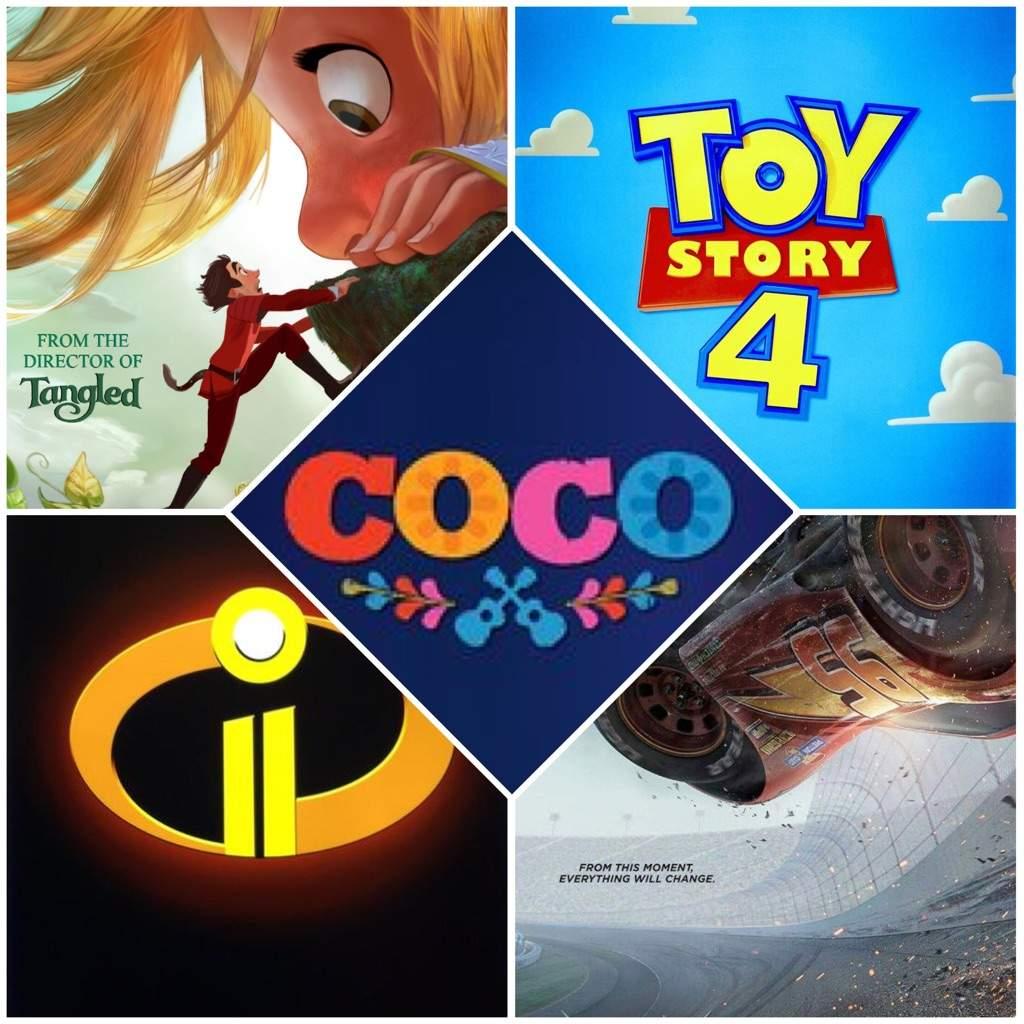 Best Upcoming Disney And Pixar Movies